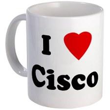 Cisco Systems mug