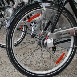 Montreal Bixi Bikes