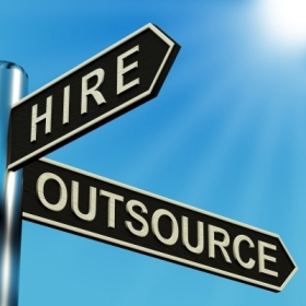Hire or outsource directions