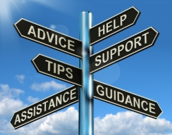 Advice Support Help Signpost