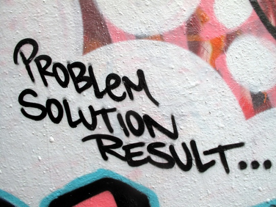 Graffiti Problem Solution Result